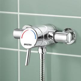 Exposed Shower valves
