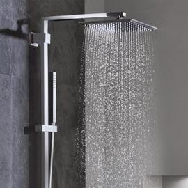 Shower rail kit
