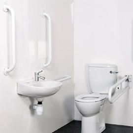 Disabled bathroom suites