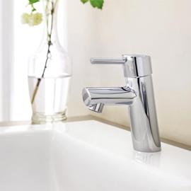 Basin pillar tap
